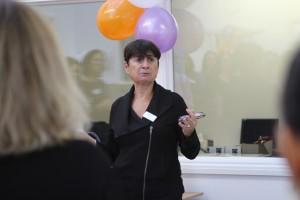 Trustee Margaret Bluman welcomed everyone