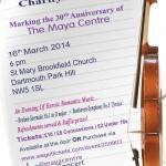 LMO & Maya Benefit Concert